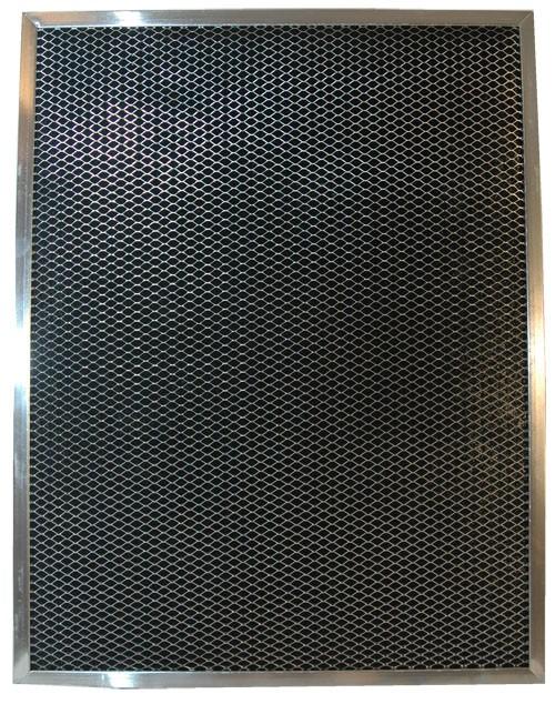 16 x 25 x 0.13 - 1/8 Inch Metal Mesh Filter 2-Pack