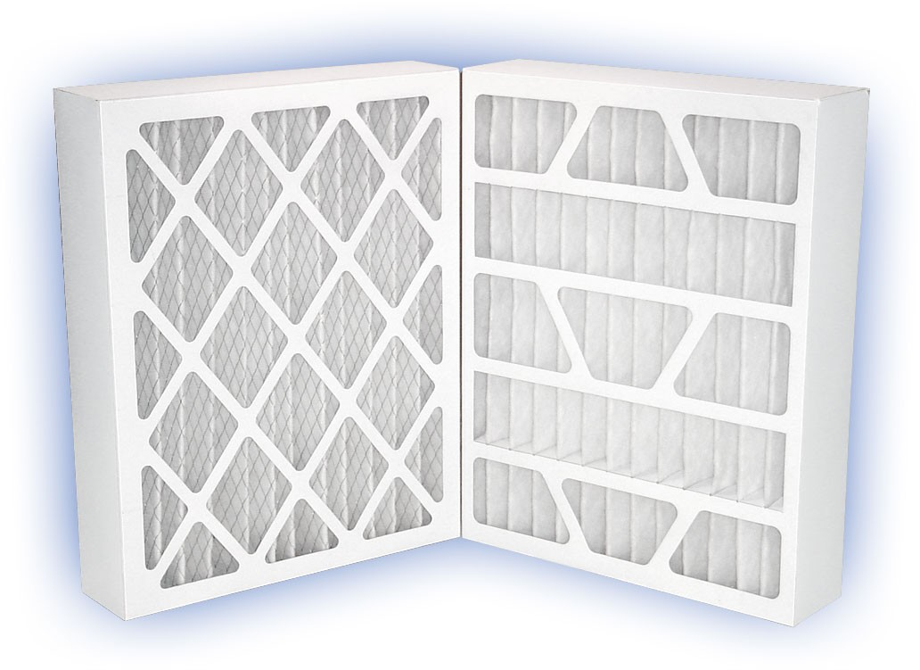 20 x 20 x 4 - PowerGuard Pleated Panel Filter - MERV 11 4-Pack