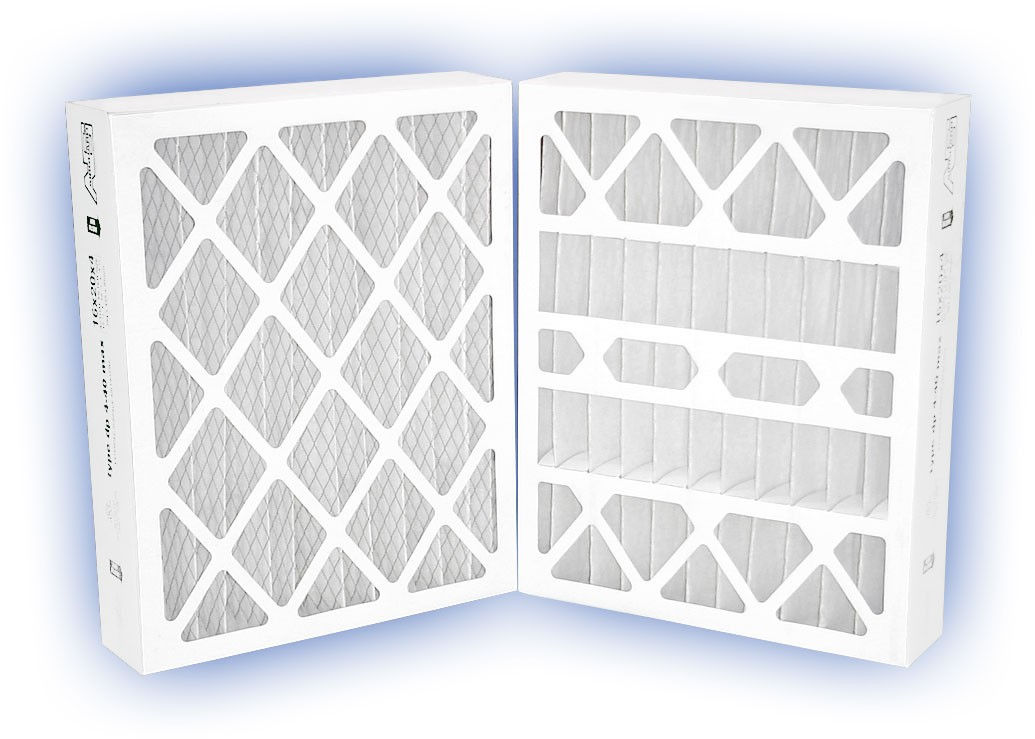24 x 24 x 4 - DP MAX40 Pleated Panel Filter - MERV 8 4-Pack