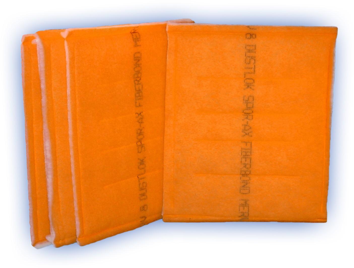 25 x 25 - DustLok 3-ply Panel Filter - MERV 9 4-Pack