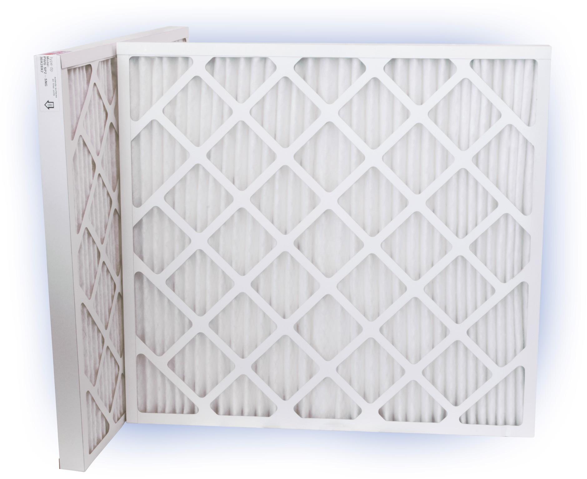 28 x 30 x 2 - PowerGuard Pleated Panel Filter - MERV 11 2-Pack