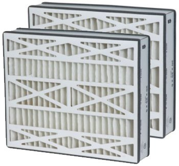 20 x 20 x 5 - Replacement Filters for Skuttle - MERV 11 2-Pack