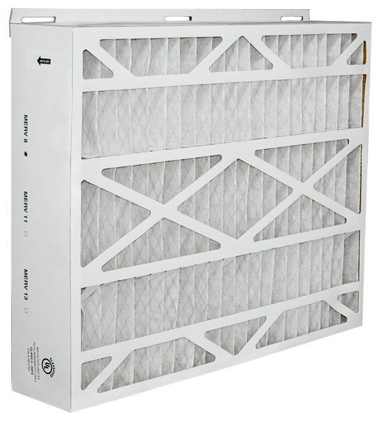 14-1/2 x 27 x 5 - Replacement Filters for Trane - MERV 8 2-Pack