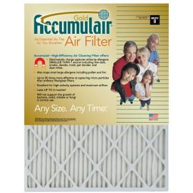14 x 36 x 1 - Accumulair Gold Filter - MERV 8