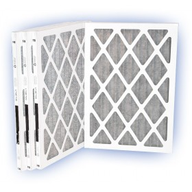 16 x 25 x 1 - Fresh Air Activated Carbon Filter - MERV 8 4-Pack