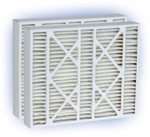 12 x 20 x 4-1/4 - Replacement Filters for Bryant - MERV 8