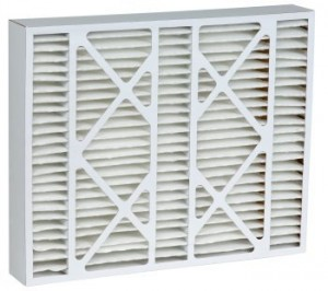 20 x 20 x 4 - Replacement Carbon Filters for White Rodgers - MERV 8 2-Pack