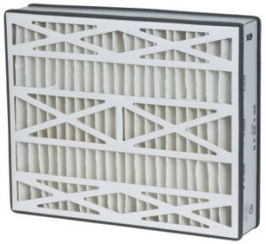 20 x 25 x 5 - Replacement Filters for BDP - MERV 8 2-Pack