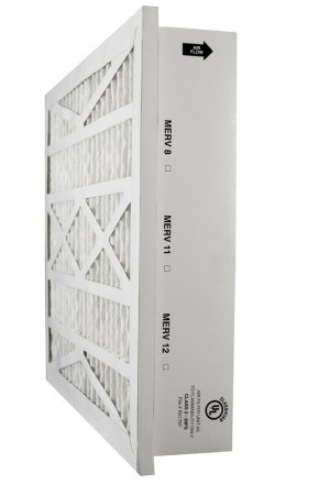 20 x 30 x 5 - Replacement Honeywell Grille Filter model FC40R air filter #FC40R1052 - MERV 8 2-Pack