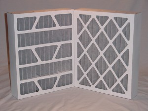 20 x 25 x 4 - Fresh Air Activated Carbon Filter - MERV 8 4-Pack