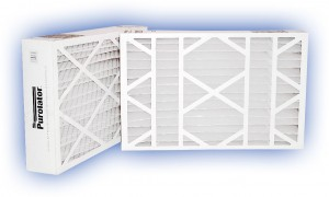 16 x 25 x 5 - Replacement Filters for Honeywell 203719 - MERV 8