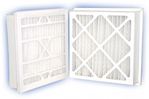 14 x 14 x 5 - Synergy Return Grille Filter - MERV 8