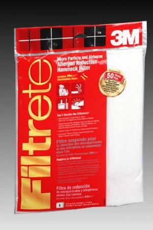 30 x 60 (cut-to-fit) Filtrete Hammock Filter by 3M