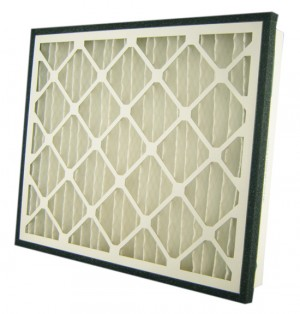 14 x 30 x 4 (13.75 x 29.75 x 3.75) Aftermarket Replacement Grille Filter for Honeywell 2-Pack