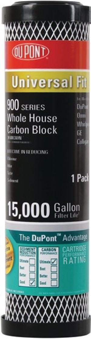 DuPont Universal Whole House Carbon Block Cartridge PFC9001
