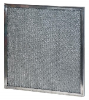 16 x 24 x -1/4 - Custom 1/4 Inch Metal Mesh Filter 2-Pack