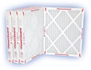 20 x 25 x 2 - PowerGuard Pleated Panel Filter - MERV 11 4-Pack