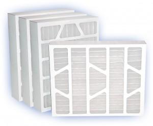 20 x 25 x 4 - PowerGuard Pleated Panel Filter - MERV 11 4-Pack