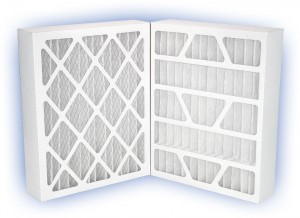 20 x 25 x 4 - PowerGuard Pleated Panel Filter - MERV 11 2-Pack