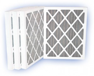 24 x 24 x 2 - Fresh Air Activated Carbon Filter - MERV 8 4-Pack