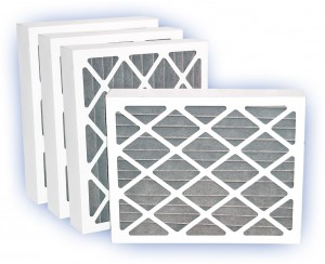 24 x 24 x 4 - Fresh Air Activated Carbon Filter - MERV 8 2-Pack