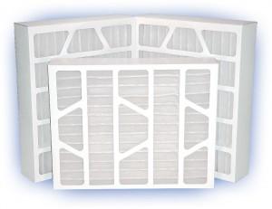 25-3/4 x 30 x 4 - PowerGuard Pleated Panel Filter - MERV 11 12-Pack