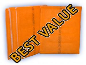 13 x 18 - DustLok 3-ply Panel Filter - MERV 9 12-Pack